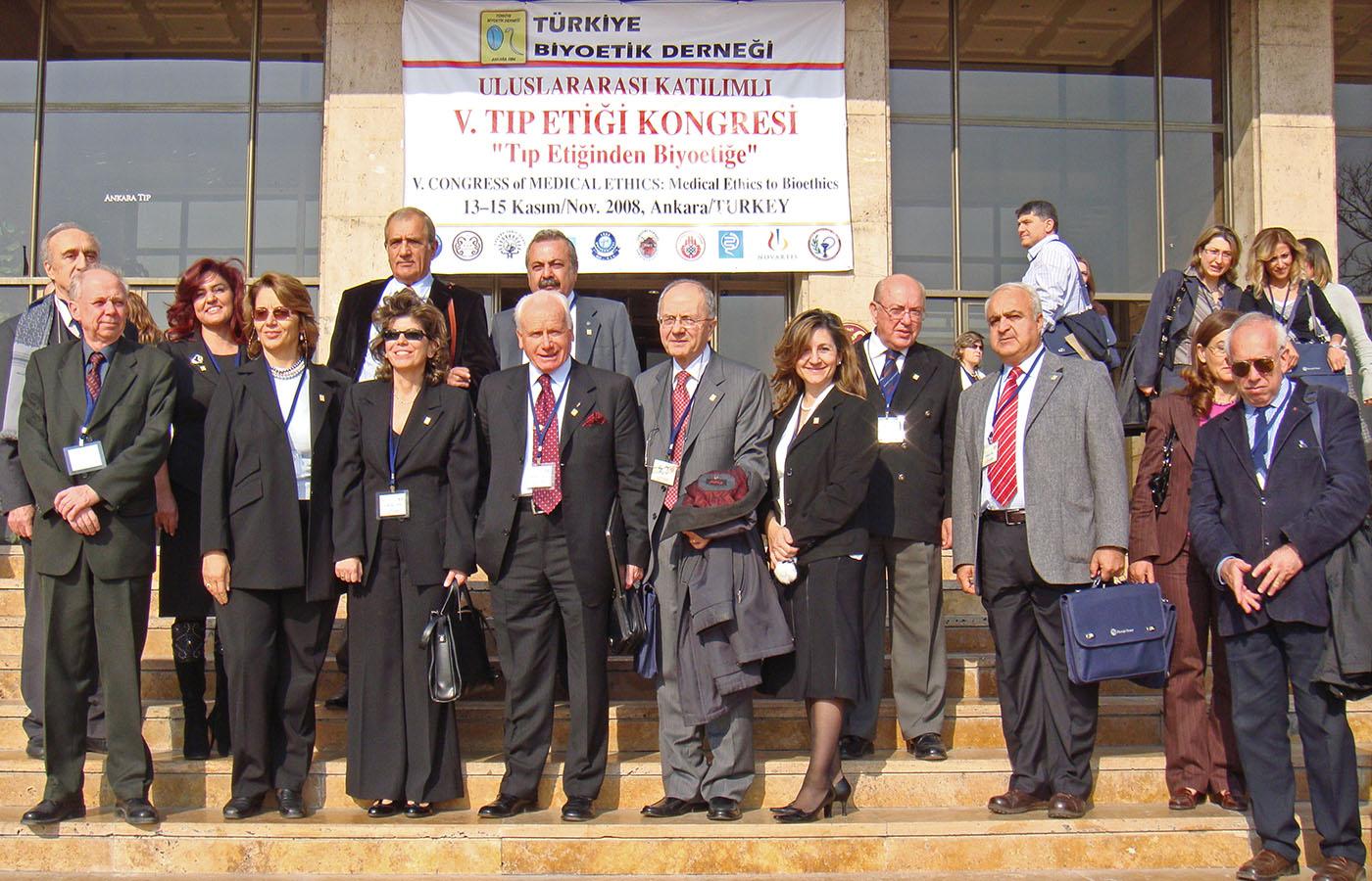 V. Tıp Etiği Kongresinden - 2008