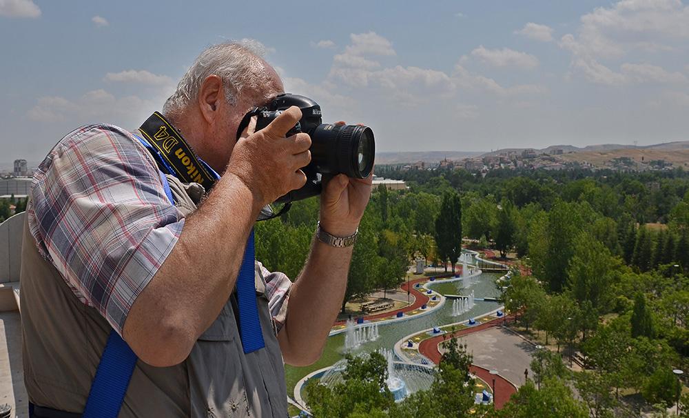 Çekimlerden (Ankara 2014) 1
