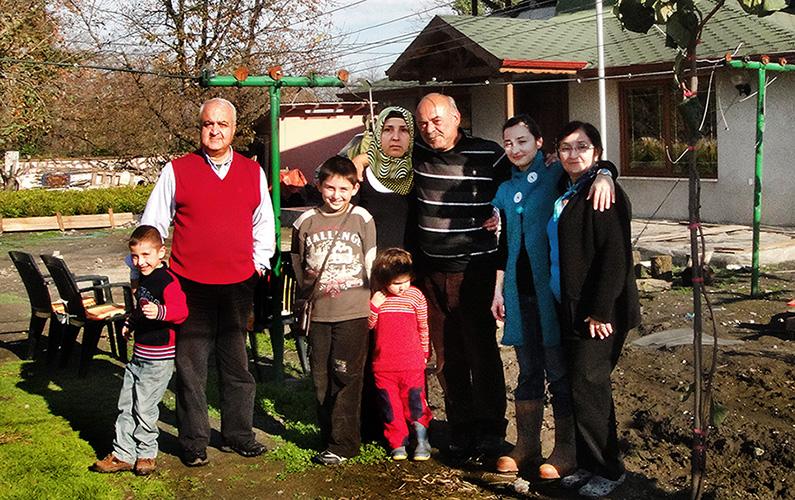 2009 Kardeşim Kenan Ataç ve ailece Sapanca'dan