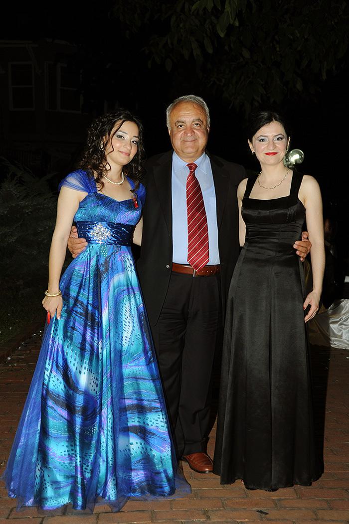 2014 Kızlarım Beren ve Çilen ile